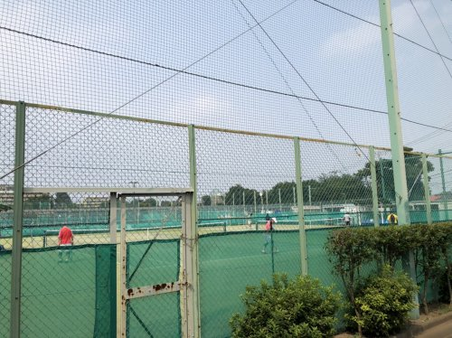 【その他】高井戸ダイヤモンド・テニスクラブまで76m