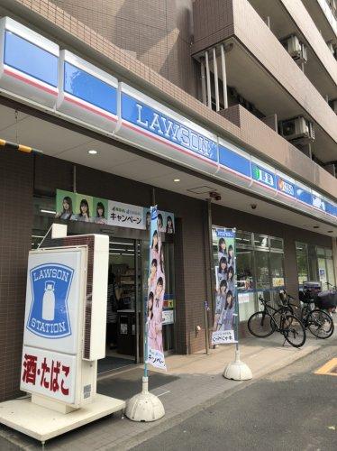 【コンビニエンスストア】ローソン 杉並高井戸東二丁目店まで358m
