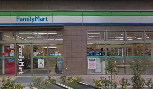 【コンビニエンスストア】ファミリーマート 品川中延四丁目店まで45m