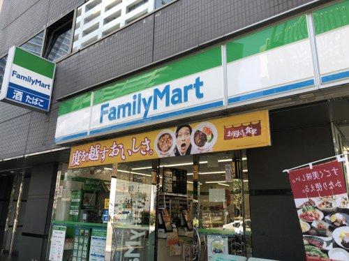 【コンビニエンスストア】ファミリーマート 新川中央大橋店まで79m