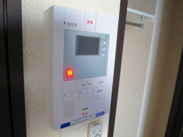 セキュリティサービス 備品、設備は現状を優先を優先します。