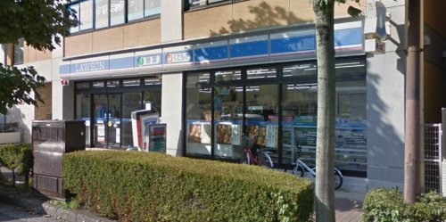 【コンビニエンスストア】ローソン 大森駅西口店まで569m