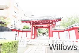 【寺院・神社】勝國寺まで109m