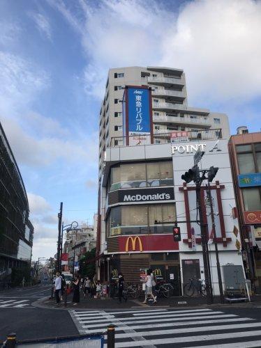 【ファーストフード】マクドナルド 大岡山店まで542m