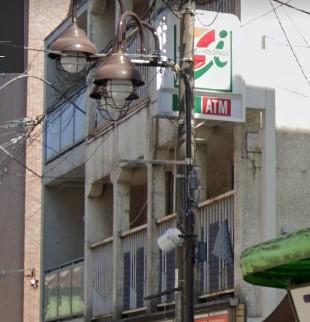 【コンビニエンスストア】セブンイレブン 目黒平和通り店まで555m