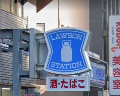 【コンビニエンスストア】ローソン 神田明神店まで120m