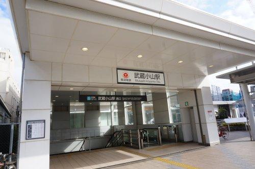 【駅】武蔵小山駅まで496m