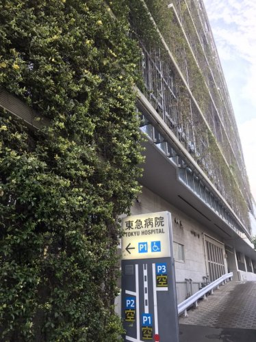 【総合病院】東急病院まで594m