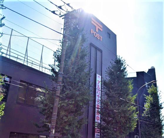 【郵便局】荏原郵便局まで349m