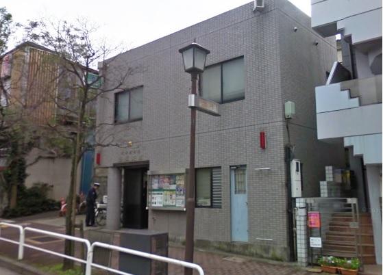 【警察】山王交番まで766m