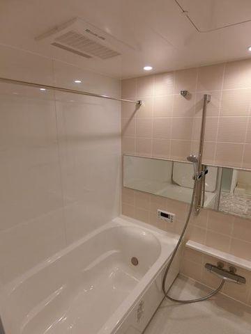 ■マンションとしては広めの浴室