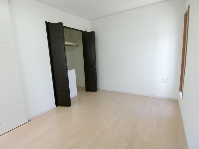 2階のお部屋はウォークインクローゼット付き