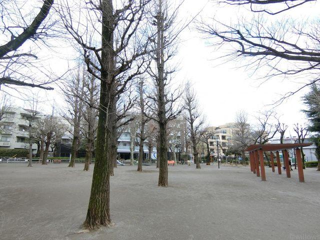 田向公園 徒歩3分 150m
