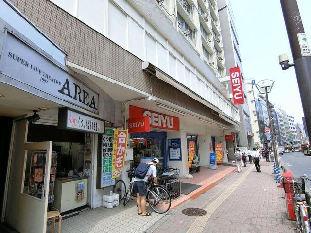 西友高田馬場店 徒歩6分。 410m