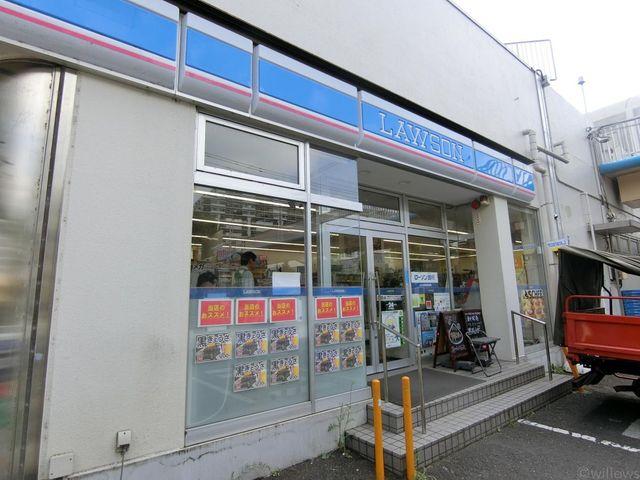 ローソン小名木川店 徒歩7分。 530m