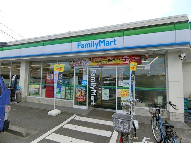 ファミリーマート上丸子天神町店 徒歩9分。 710m