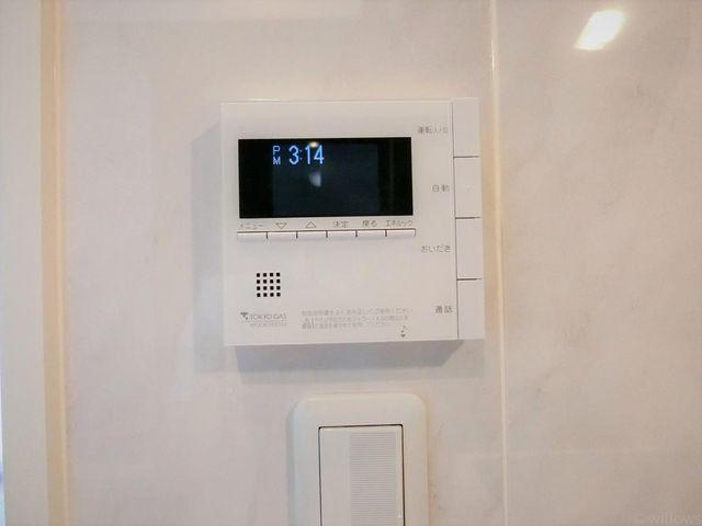 ■浴室は乾燥機のほかにミストサウナも利用できる、多機能バスルームでございます。