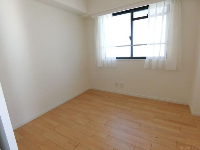 全居室南側採光で温かみのある空間です