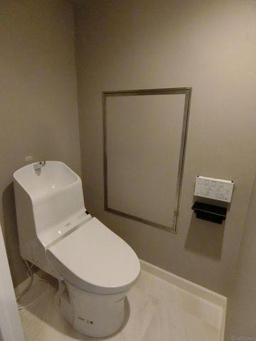 ■きれいなトイレ