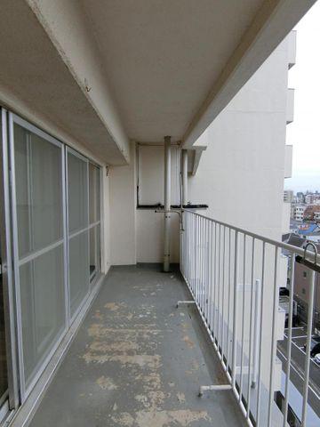 ■8階部分につき眺望良好
