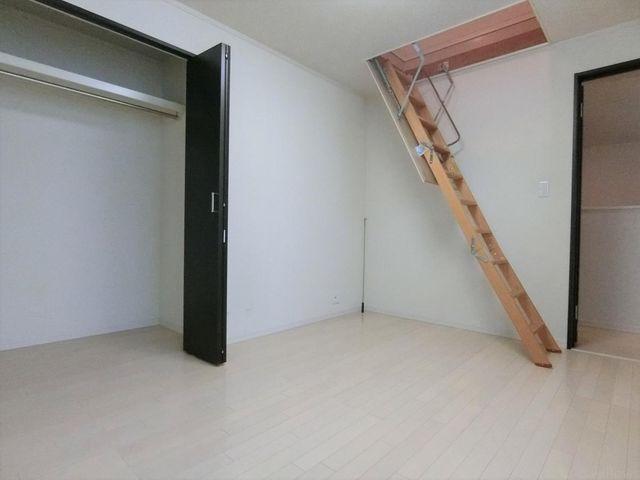 ライフスタイルによってお部屋の用途が変更可能