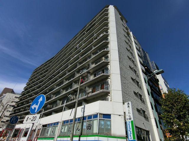 五反田駅2分の大変便利な立地です!周辺にはコンビニや飲食店も多く、外食好きの方にもおすすめです!