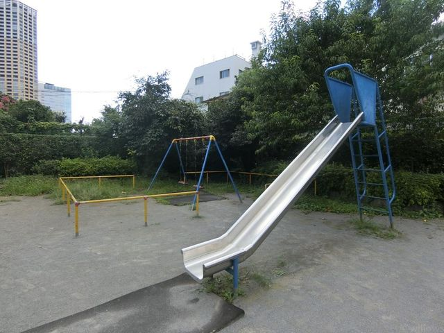 中目黒一丁目児童遊園 徒歩2分 150m