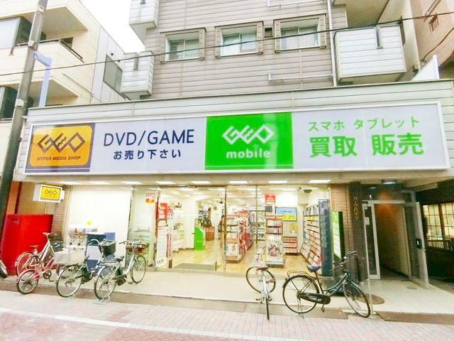 ゲオ戸越公園店(2分200m) 200m