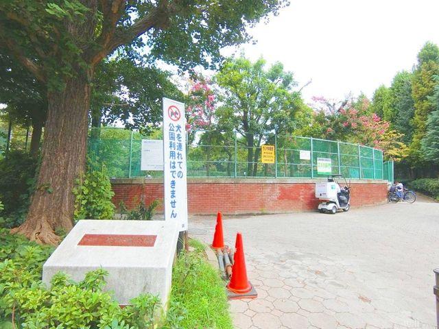 北新宿公園 150m