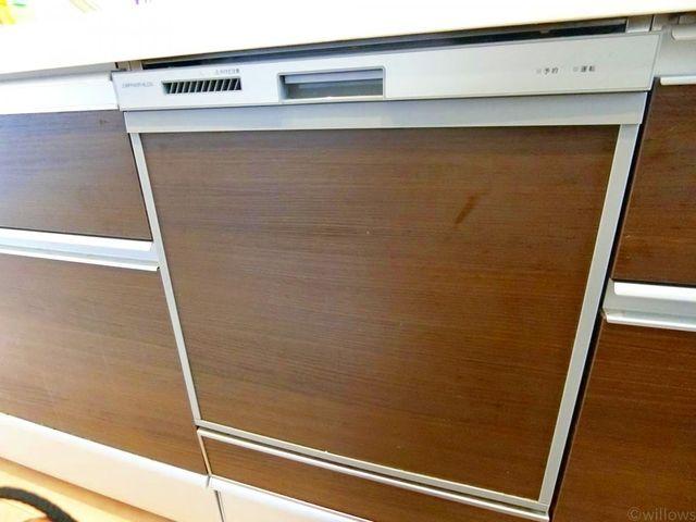 食洗器も付いておりますので、家事を楽にしご家族との時間へとあてることができますね。