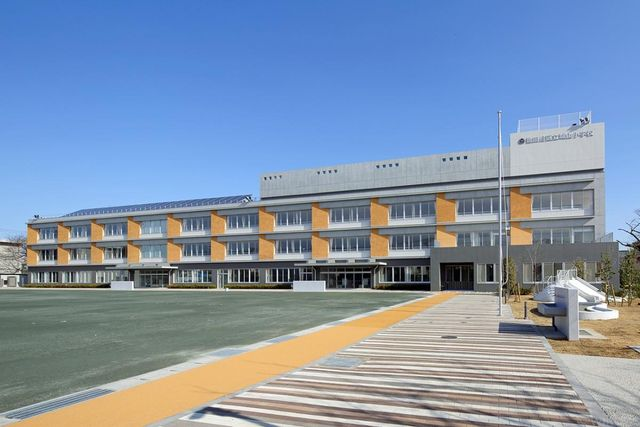 城山小学校 600m