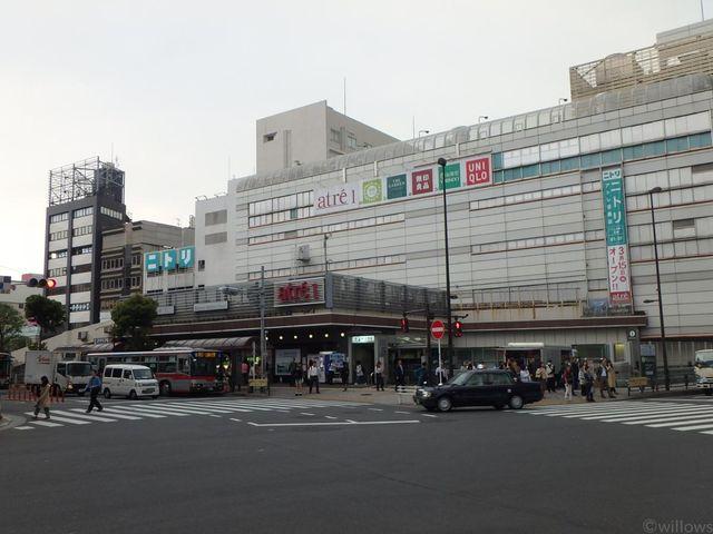 目黒駅 徒歩6分。 480m