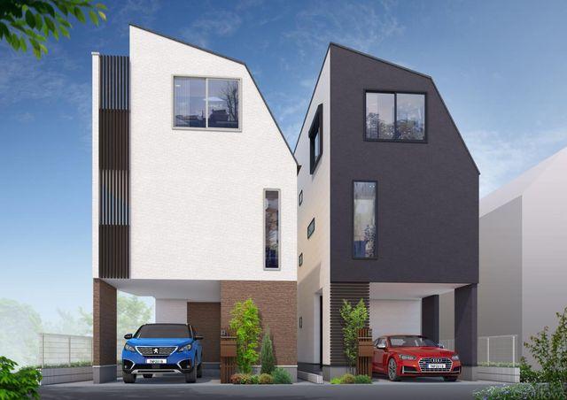 建物プランの例があるので、住みたい家の具体的なイメージやシミュレーションを知ることができます。
