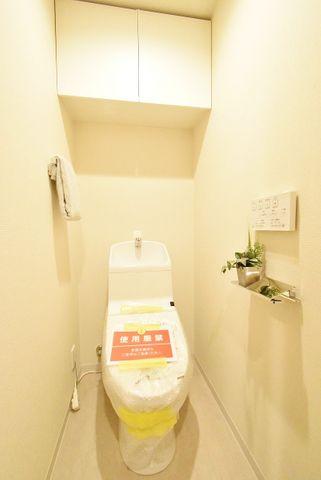 トイレには、当たり前のようにウォシュレットがついております。毎日使う場所だからこそ、細部までこだわり抜かれております。