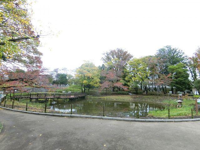 戸越公園 940m