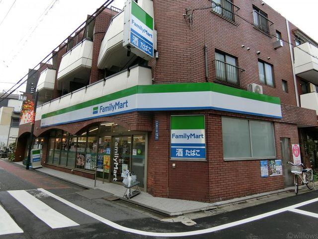 セブンイレブン品川戸越5丁目店 徒歩4分。 320m
