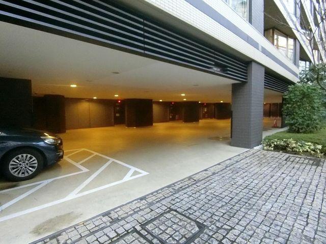 駐車場は現況、空きありです(令和1年8月時点)