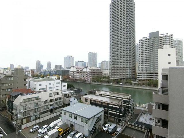 高い建物が近くにはございませんので採光をしっかり確保することができております。