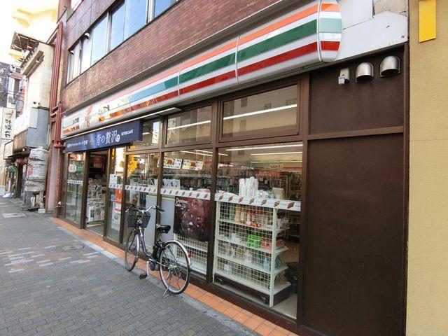 セブンイレブン恵比寿駅東口店 徒歩2分。 120m