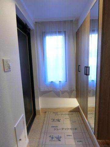 室内新規リフォーム済、未使用の為大変綺麗です。