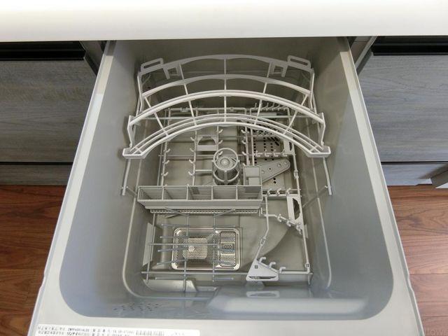 嬉しい食洗機完備