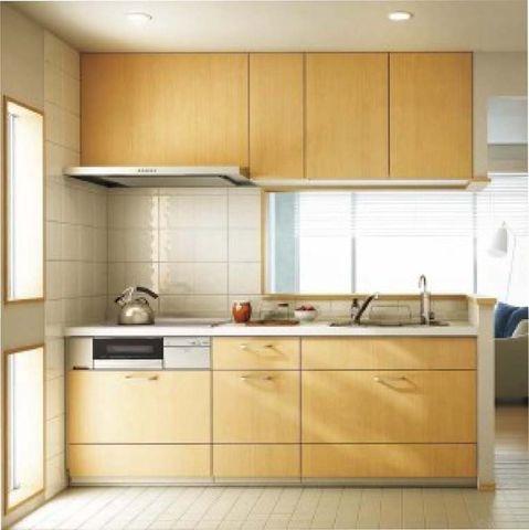 キッチンイメージナチュラルなデザインのキッチンは飽きが来なく、毎日お料理が楽しくなりそうです!