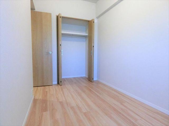 全居室収納完備、室内スッキリお使い頂けます