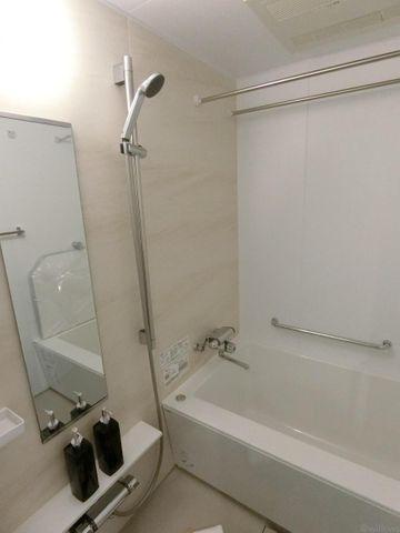 嬉しい浴室乾燥機完備です!