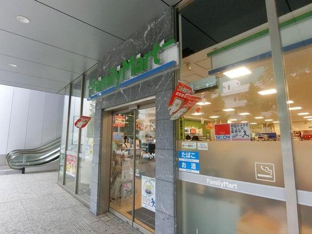 ファミリーマート恵比寿南三丁目店 徒歩2分。 100m