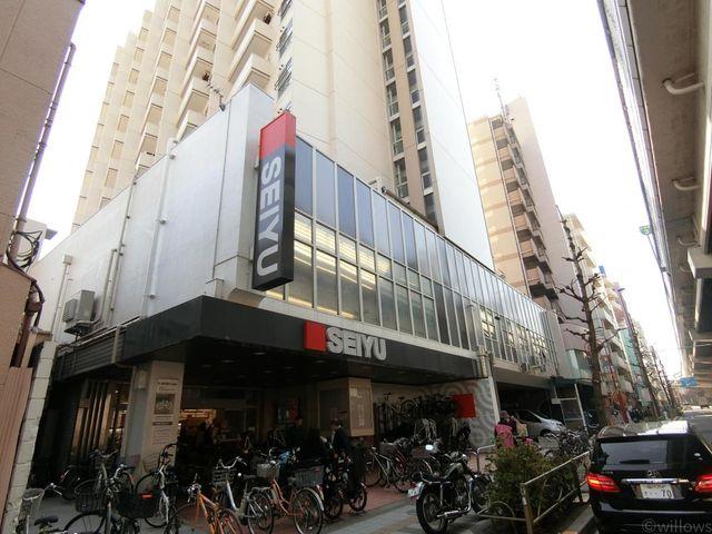 西友駒沢店 徒歩12分。 940m