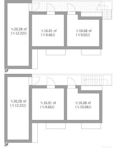 一棟アパート建築可能!想定賃料年額565.2万円建物費用約3000万円 想定利回り7%