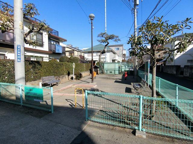 今井西公園 徒歩1分。 80m