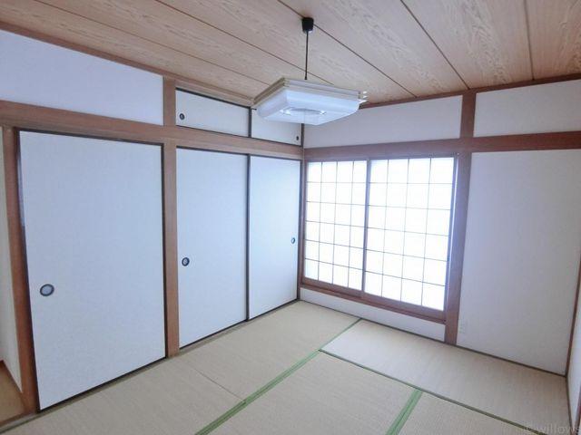 全室収納スペース有ですっきり。