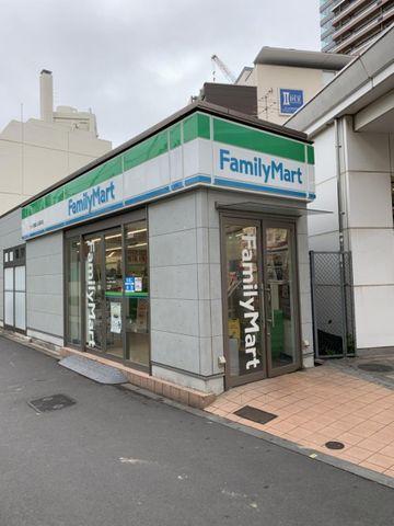 ファミリーマート/武蔵小山パルム店 徒歩3分。 220m